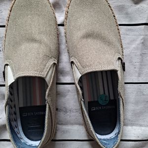Ben Sherman slip on shoes